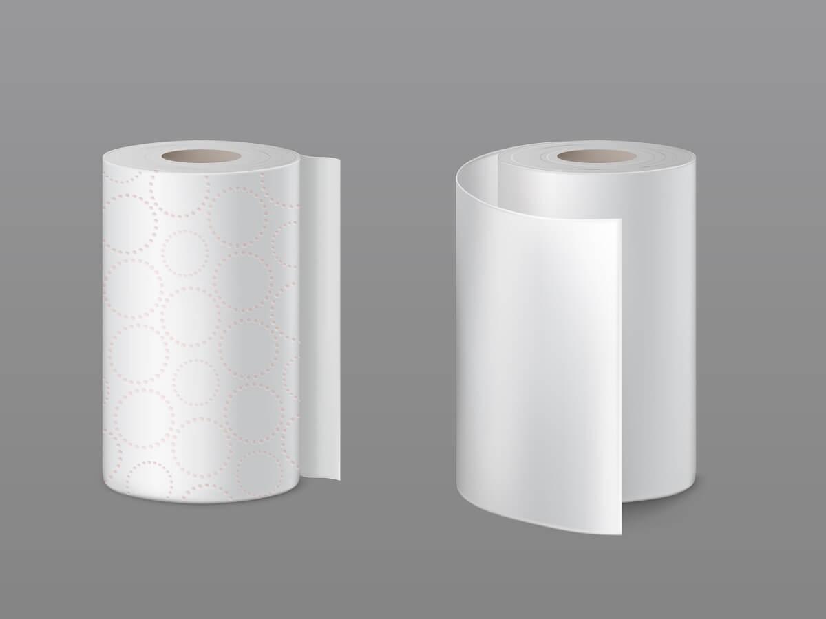 bobinas rollos papel industrial