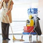 Limpieza de comunidades Sarrià